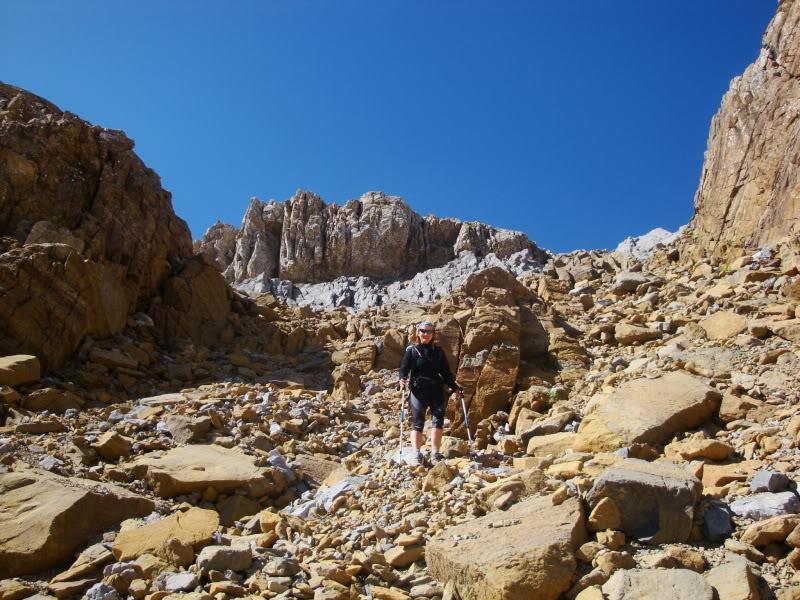 Ascensión al Bisaurin 2.670m. y Punta Agüerri 2.447m. desde Gabarnito BISAURIN073