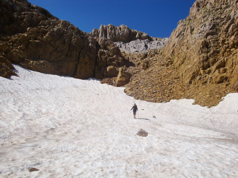 Ascensión al Bisaurin 2.670m. y Punta Agüerri 2.447m. desde Gabarnito BISAURIN074