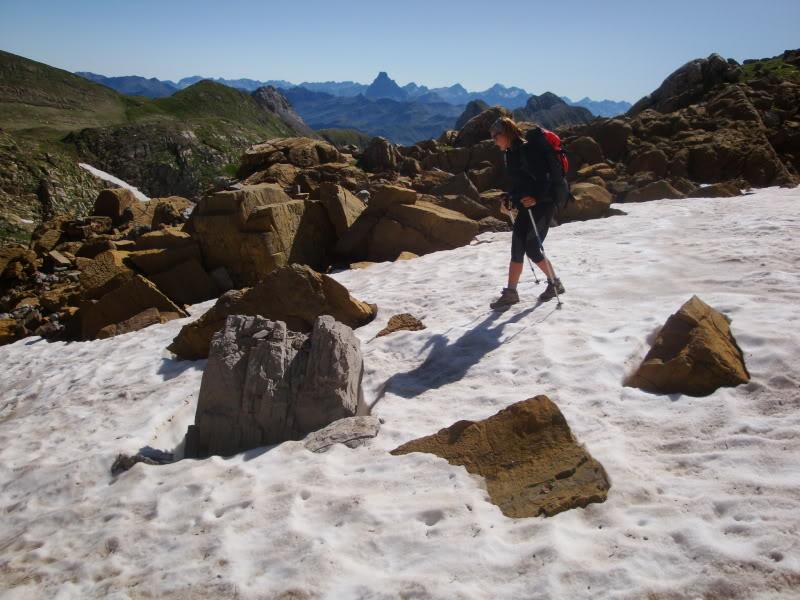 Ascensión al Bisaurin 2.670m. y Punta Agüerri 2.447m. desde Gabarnito BISAURIN075