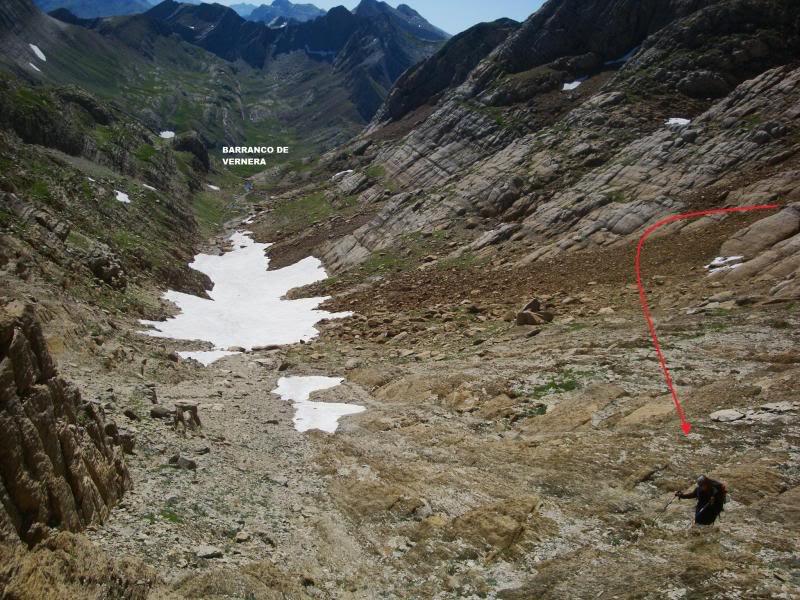 Ascensión al Bisaurin 2.670m. y Punta Agüerri 2.447m. desde Gabarnito BISAURIN081-1