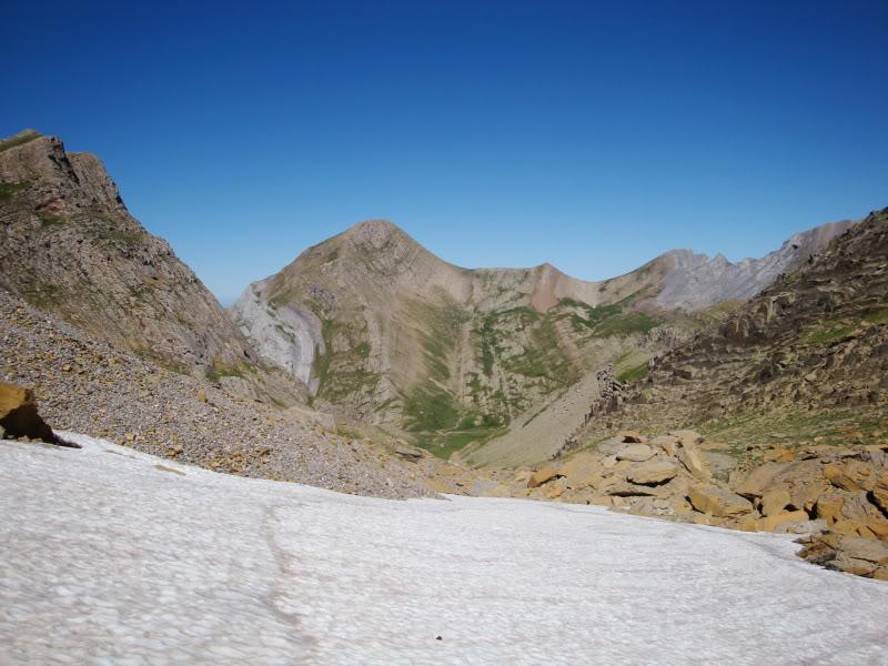 Ascensión al Bisaurin 2.670m. y Punta Agüerri 2.447m. desde Gabarnito BISAURIN090