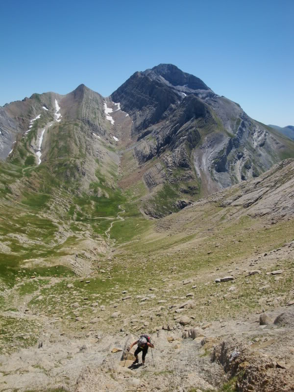 Ascensión al Bisaurin 2.670m. y Punta Agüerri 2.447m. desde Gabarnito BISAURIN118