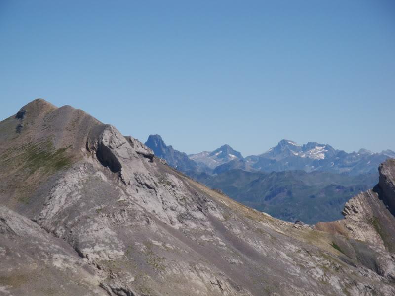 Ascensión al Bisaurin 2.670m. y Punta Agüerri 2.447m. desde Gabarnito BISAURIN120