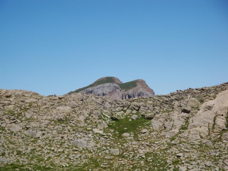 Ascensión al Bisaurin 2.670m. y Punta Agüerri 2.447m. desde Gabarnito BISAURIN121