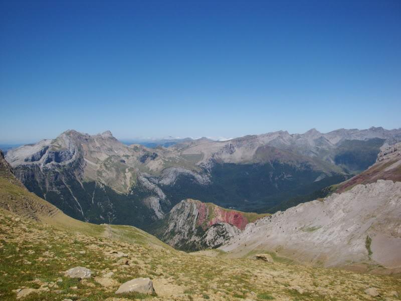 Ascensión al Bisaurin 2.670m. y Punta Agüerri 2.447m. desde Gabarnito BISAURIN122