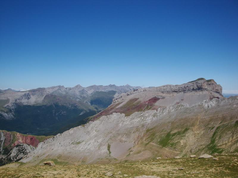 Ascensión al Bisaurin 2.670m. y Punta Agüerri 2.447m. desde Gabarnito BISAURIN124