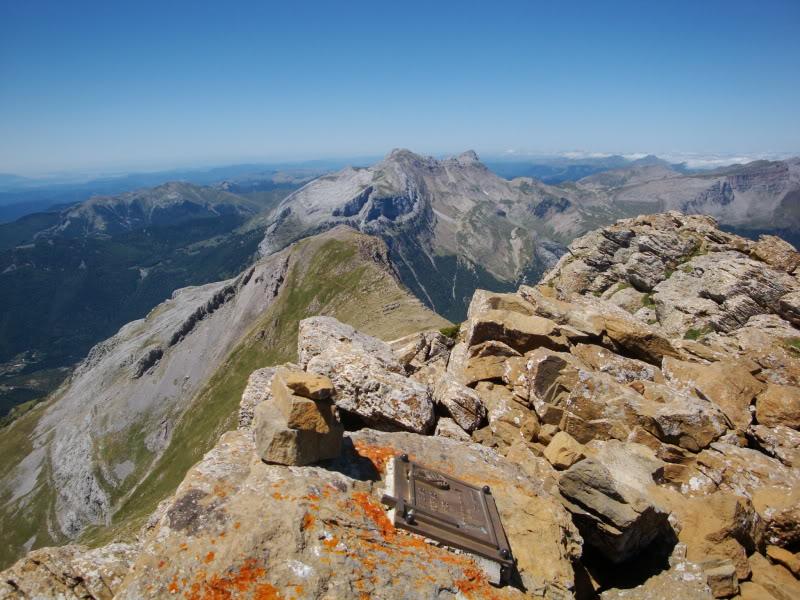 Ascensión al Bisaurin 2.670m. y Punta Agüerri 2.447m. desde Gabarnito BISAURIN137