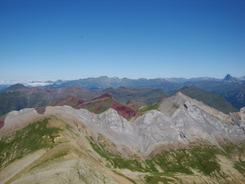 Ascensión al Bisaurin 2.670m. y Punta Agüerri 2.447m. desde Gabarnito BISAURIN145