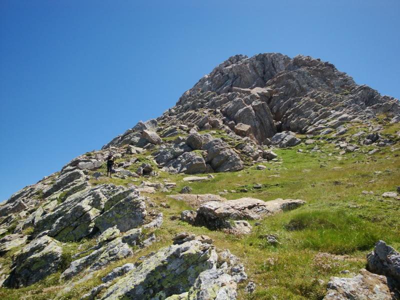 Ascensión al Bisaurin 2.670m. y Punta Agüerri 2.447m. desde Gabarnito BISAURIN150