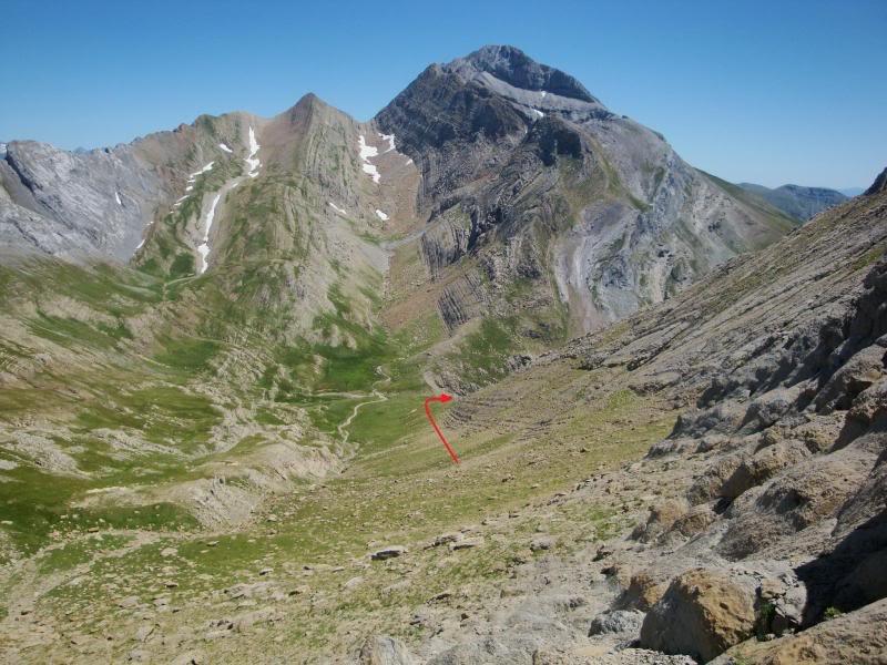 Ascensión al Bisaurin 2.670m. y Punta Agüerri 2.447m. desde Gabarnito BISAURIN153-1