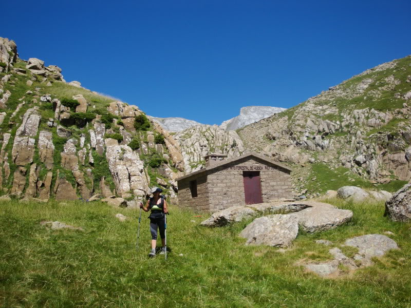 Ascensión al Bisaurin 2.670m. y Punta Agüerri 2.447m. desde Gabarnito BISAURIN162