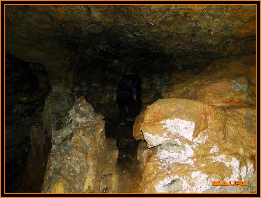 Bosque de Artea y Cueva de los Cristinos (Urbasa) DSC02639