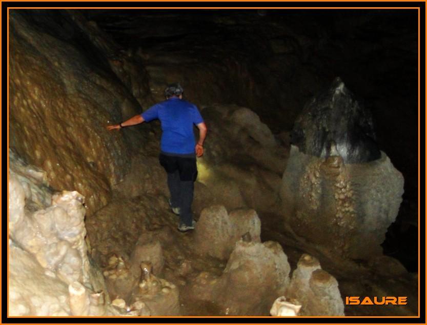 Bosque de Artea y Cueva de los Cristinos (Urbasa) DSC02661