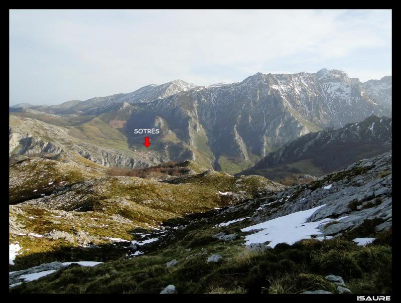 Peña Main 1.605m. desde Tielve DSC07275