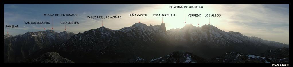 Peña Main 1.605m. desde Tielve DSC07299-1