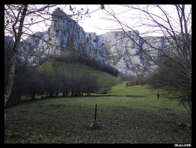Peña Main 1.605m. desde Tielve DSC07339