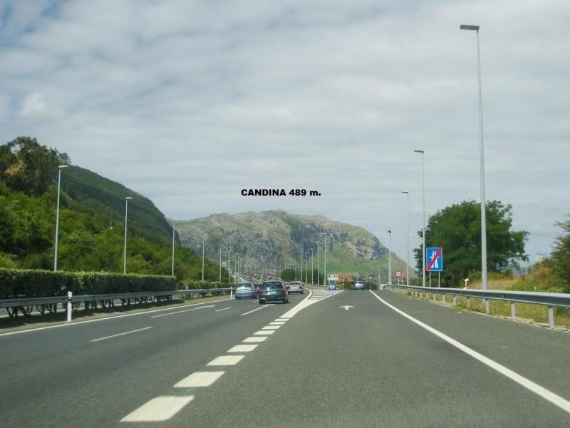 Monte Candina 489m. y Salpico 486m. desde Sonabia CANDINA001