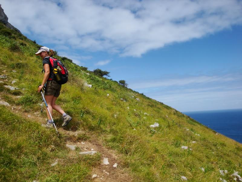 Monte Candina 489m. y Salpico 486m. desde Sonabia CANDINA031
