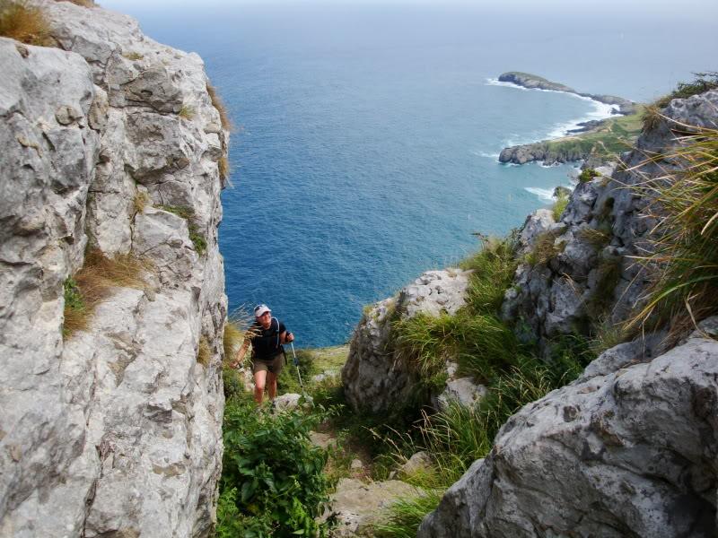 Monte Candina 489m. y Salpico 486m. desde Sonabia CANDINA036