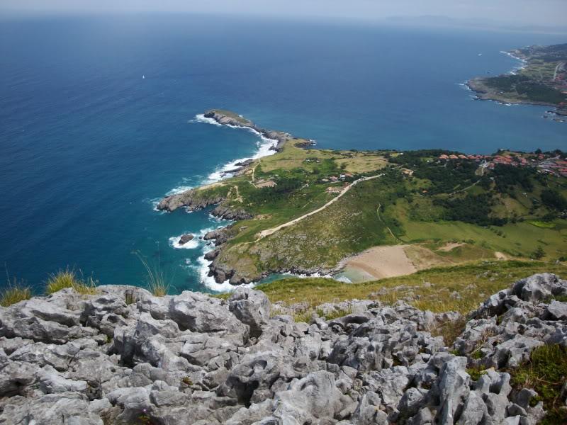 Monte Candina 489m. y Salpico 486m. desde Sonabia CANDINA052