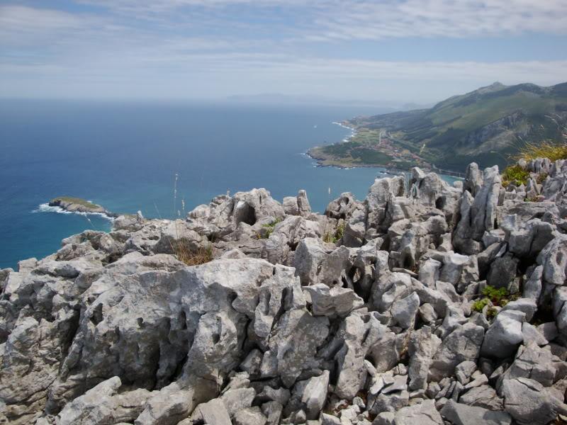 Monte Candina 489m. y Salpico 486m. desde Sonabia CANDINA053