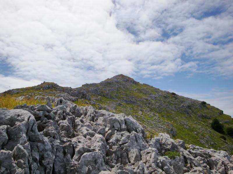 Monte Candina 489m. y Salpico 486m. desde Sonabia CANDINA054