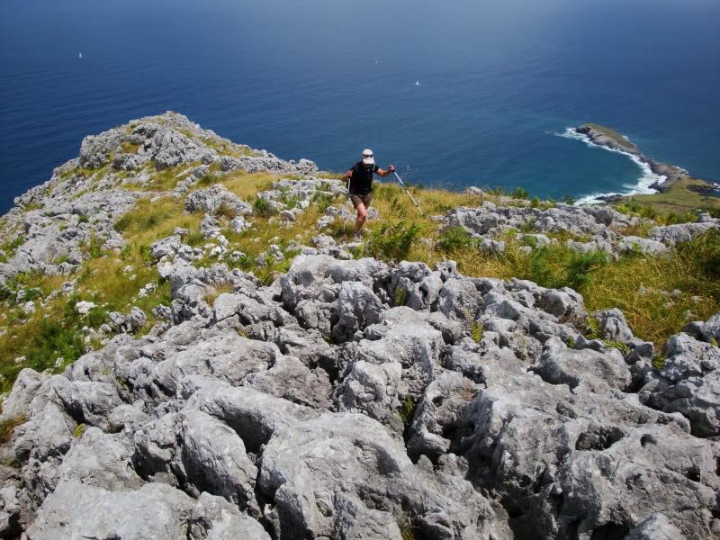 Monte Candina 489m. y Salpico 486m. desde Sonabia CANDINA058