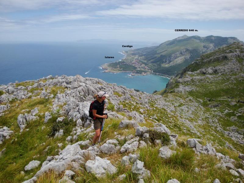 Monte Candina 489m. y Salpico 486m. desde Sonabia CANDINA067
