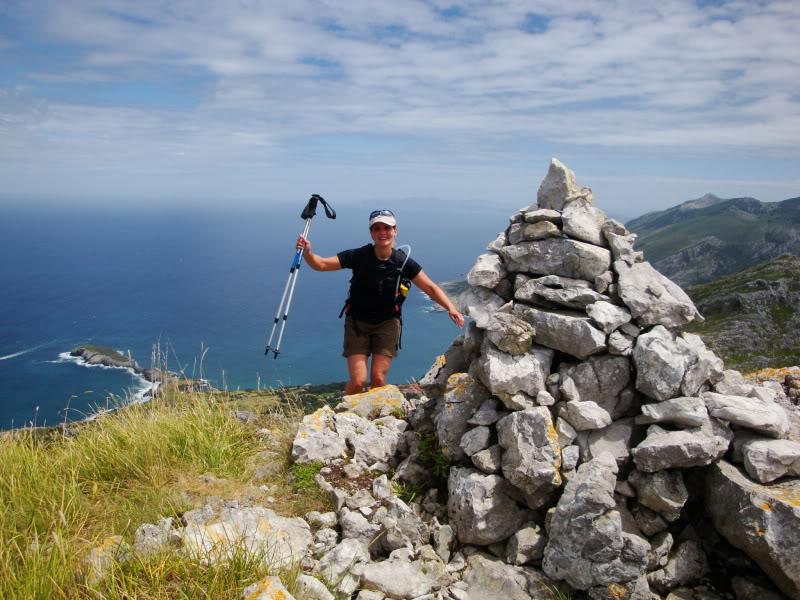 Monte Candina 489m. y Salpico 486m. desde Sonabia CANDINA071