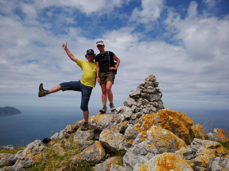 Monte Candina 489m. y Salpico 486m. desde Sonabia CANDINA0712