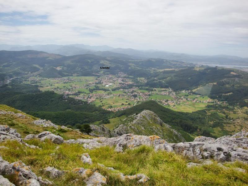 Monte Candina 489m. y Salpico 486m. desde Sonabia CANDINA074