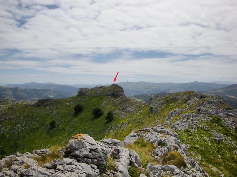 Monte Candina 489m. y Salpico 486m. desde Sonabia CANDINA083