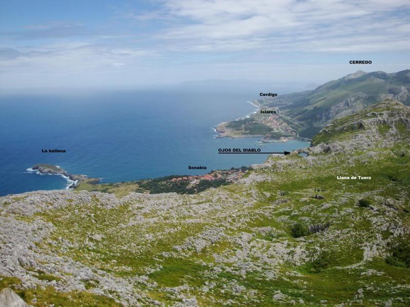Monte Candina 489m. y Salpico 486m. desde Sonabia CANDINA084-1