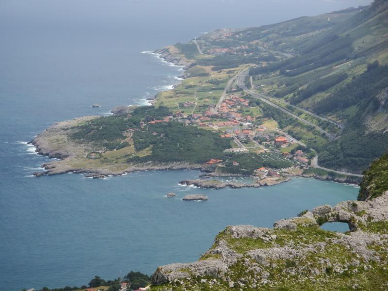 Monte Candina 489m. y Salpico 486m. desde Sonabia CANDINA085