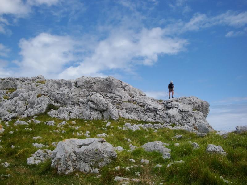 Monte Candina 489m. y Salpico 486m. desde Sonabia CANDINA086