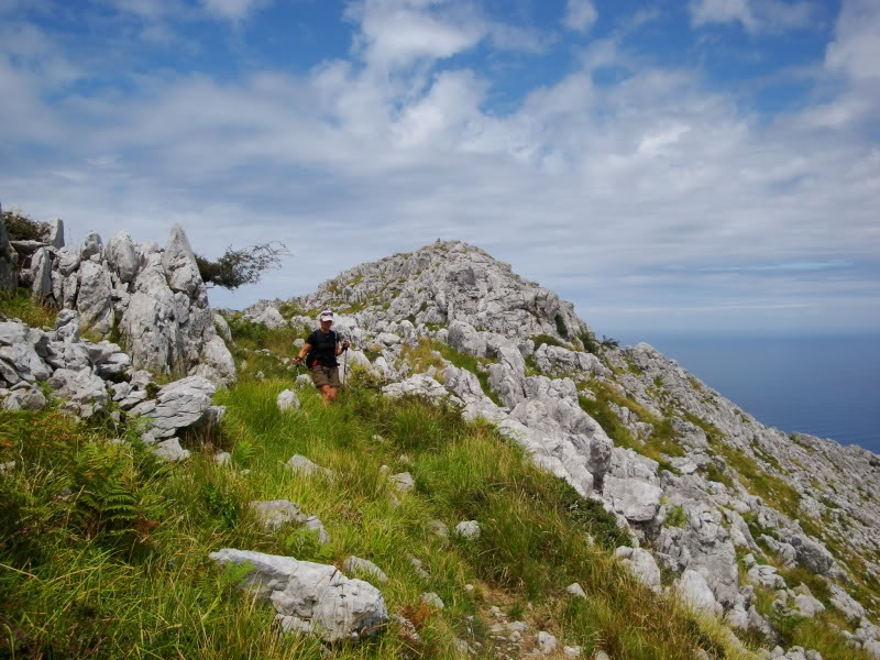 Monte Candina 489m. y Salpico 486m. desde Sonabia CANDINA088