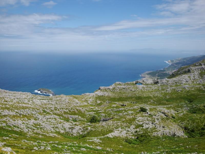 Monte Candina 489m. y Salpico 486m. desde Sonabia CANDINA091