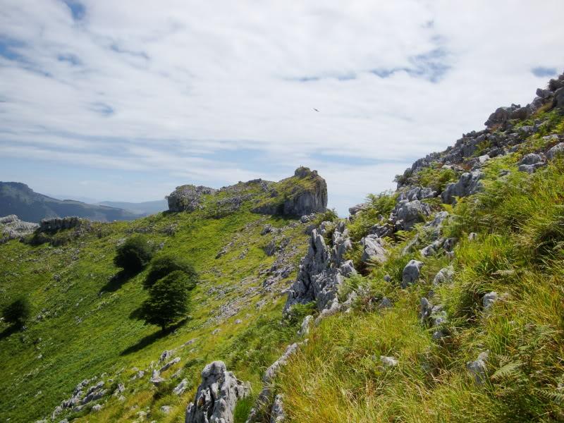 Monte Candina 489m. y Salpico 486m. desde Sonabia CANDINA092