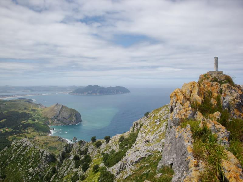 Monte Candina 489m. y Salpico 486m. desde Sonabia CANDINA098