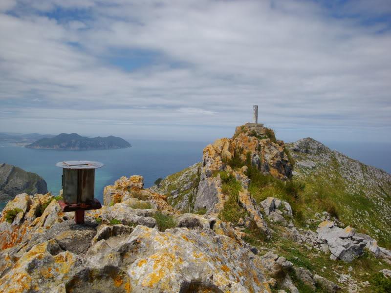 Monte Candina 489m. y Salpico 486m. desde Sonabia CANDINA099