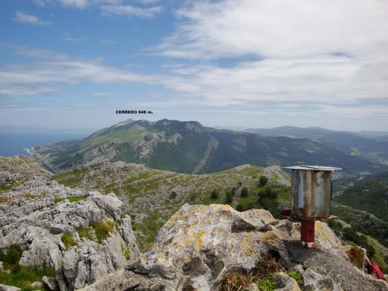 Monte Candina 489m. y Salpico 486m. desde Sonabia CANDINA105-1