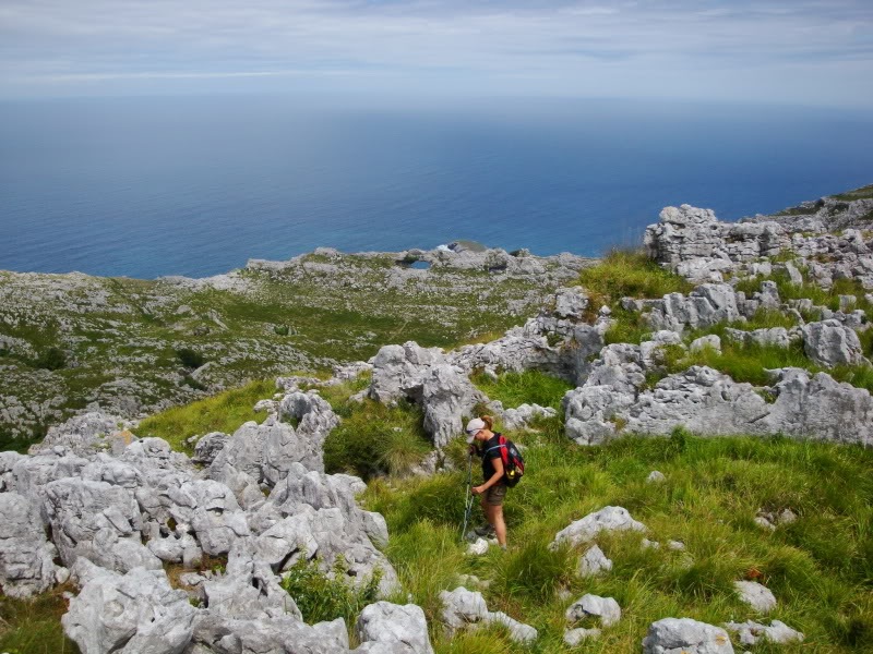 Monte Candina 489m. y Salpico 486m. desde Sonabia CANDINA108