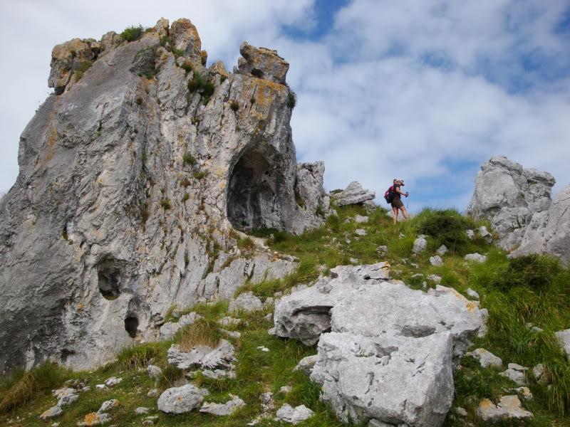 Monte Candina 489m. y Salpico 486m. desde Sonabia CANDINA111
