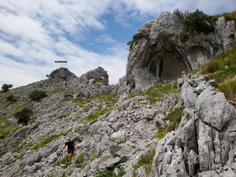 Monte Candina 489m. y Salpico 486m. desde Sonabia CANDINA116