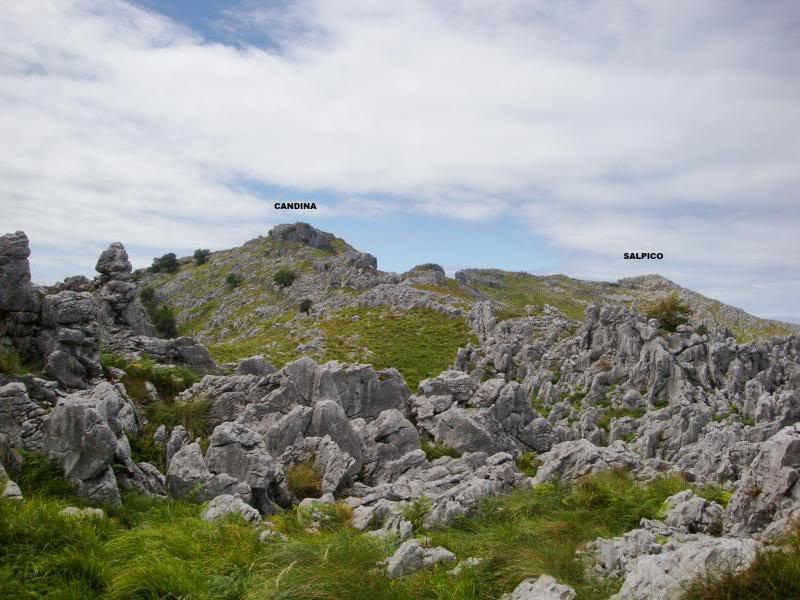 Monte Candina 489m. y Salpico 486m. desde Sonabia CANDINA119