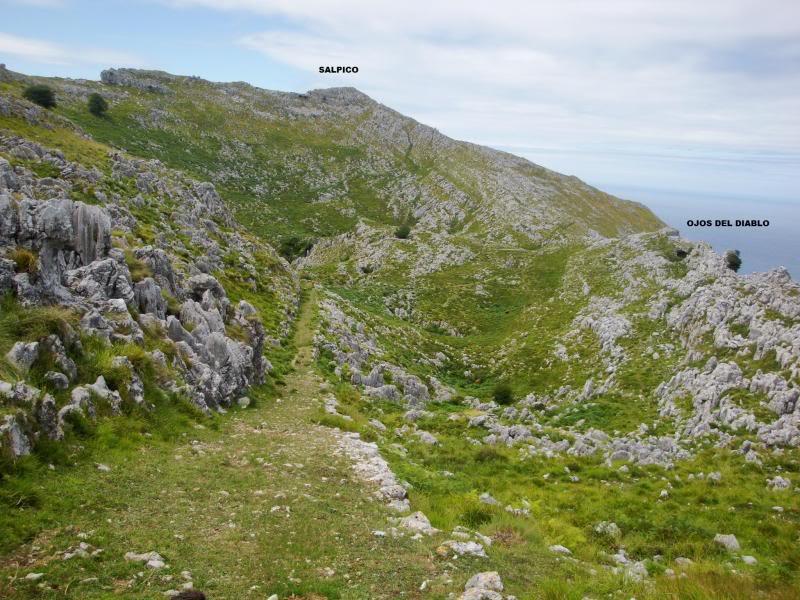 Monte Candina 489m. y Salpico 486m. desde Sonabia CANDINA126