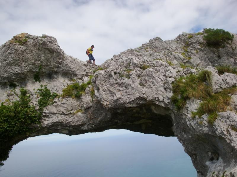 Monte Candina 489m. y Salpico 486m. desde Sonabia CANDINA142