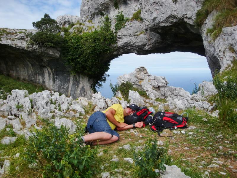 Monte Candina 489m. y Salpico 486m. desde Sonabia CANDINA151