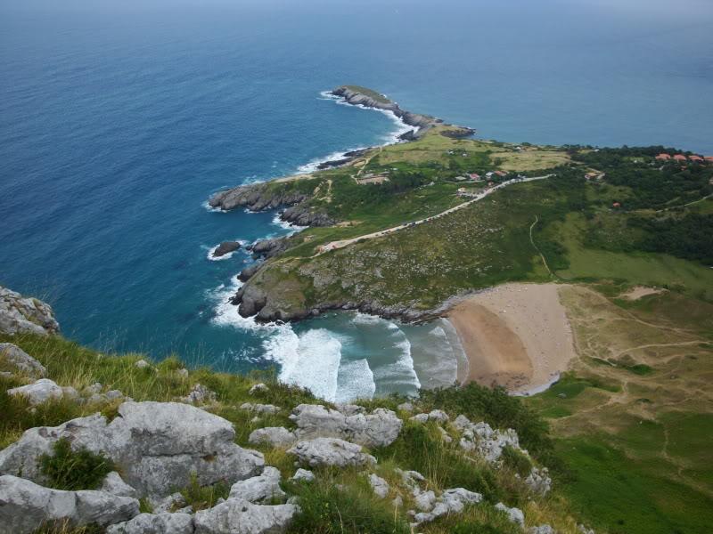 Monte Candina 489m. y Salpico 486m. desde Sonabia CANDINA155