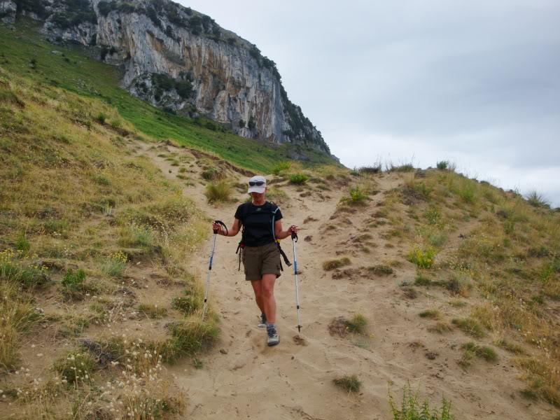 Monte Candina 489m. y Salpico 486m. desde Sonabia CANDINA164